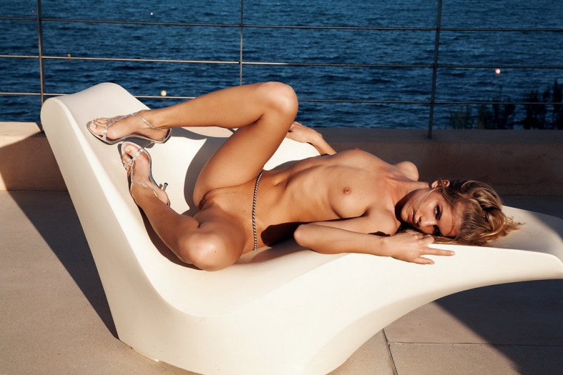 Iveta in Mallorca (Met-Art)